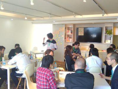 2015年の棚卸し&理想の2016年を創るワークショップ!フューチャーセッション