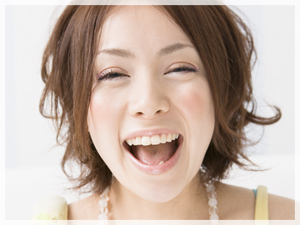 女性笑顔5