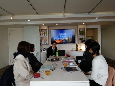 【ワードプレス講座】上海でイベント・セミナー・スペースレンタル中♪