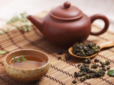 薬膳中国茶教室が開催されています!